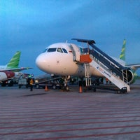 Photo taken at Juanda International Airport (SUB) by Rujak C. on 7/7/2013