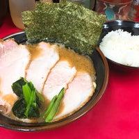 3/28/2018にみやみやが横浜ラーメン 田上家で撮った写真