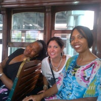 Photo taken at Court Trolley Station by Elana M. on 7/10/2013