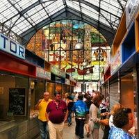 Photo taken at Mercado de Atarazanas by Jorge S. on 6/13/2013