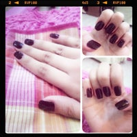 Photo taken at Nailsrunway by Nica S. on 10/9/2013