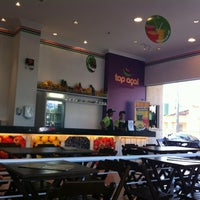 Photo taken at Top Açaí by Juliana d. on 10/24/2012