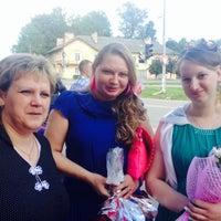 Photo taken at Районный ЗАГС by Звезда Н. on 8/15/2015