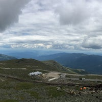 Photo taken at Mount Washington Observatory by Rachel P. on 8/5/2016