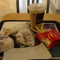 Photo taken at McDonald's by Howie J. on 2/26/2013