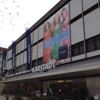 Photo taken at Karstadt by Gülsüm O. on 6/29/2014