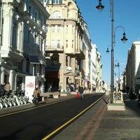 Photo taken at Дмитровский переулок by Sasha K. on 10/19/2014