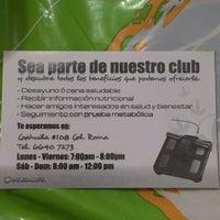 Photo taken at Club de nutricion herbalife by Malteadas P. on 10/27/2015