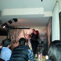 Photo taken at Contrapunto by Laura M. on 9/22/2013