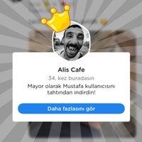 Photo taken at Alis Cafe by Evren Hakan U. on 9/2/2018