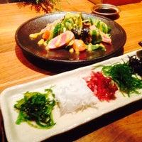 Photo taken at Inakaya by Jake Z. on 12/13/2014