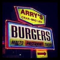 Arry's Super Burger
