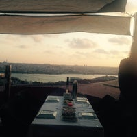 Photo taken at Süreyya Teras by Onur Ç. on 6/12/2015
