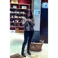Photo taken at Trois Fois Vin by Lulu_Loulou on 11/27/2013