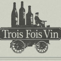 Photo taken at Trois Fois Vin by Lulu_Loulou on 10/8/2013