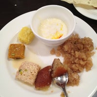 Photo taken at 8Elements Perfect Indian Cuisine by Anurag J. on 7/11/2013