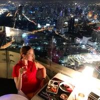 Photo taken at Bangkok Balcony by Anastasiya I. on 1/15/2017