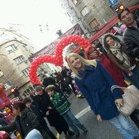 Photo taken at Svetogorska by Jelena S. on 1/1/2014
