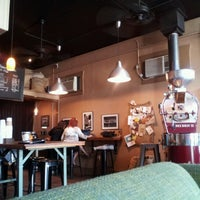 Photo taken at Buddy Brew Coffee by Madison P. on 10/19/2012