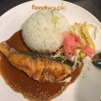 Photo taken at Food Republic by PumPuy C. on 3/4/2017