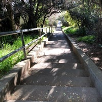 Photo taken at Larkspur Stairs by Nilesh D. on 2/17/2018
