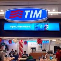 Photo taken at Tim Store by José Ricardo M. on 11/25/2013
