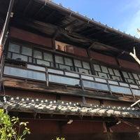 Photo taken at 墨俣遊郭跡(夜城園) by Hiroyasu @. on 8/14/2018