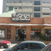 Photo taken at Miga's by Adelso D. on 10/10/2013