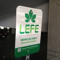 Photo taken at Lane Avenue Parking Garage by Manuel B. on 9/1/2013