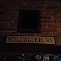 Photo taken at Stillwater Bar & Grill by Manuel B. on 11/12/2013