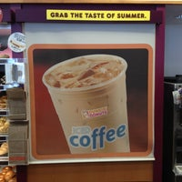 Photo taken at Dunkin Donuts by Manuel B. on 8/2/2013