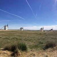Photo taken at Sierra de los Molinos by Eduardo L. on 5/2/2014