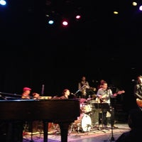 Photo taken at Bearsville Theater by Katie T. on 3/8/2014
