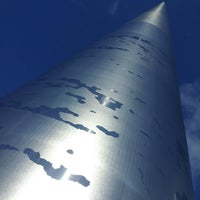 Photo taken at The Spire of Dublin by Ivan F. on 10/6/2012