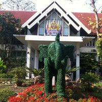 Photo taken at Chiang Mai University by Pun A. on 3/18/2013