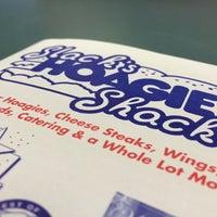 Photo taken at Slack's Hoagie Shack by John F. on 1/5/2014