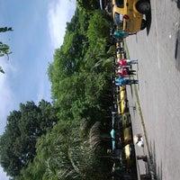 Photo taken at Puerto Boyaca by Giovani Alexander A. on 4/20/2014