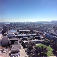 Photo taken at The Park Central San Francisco by Andy K. on 11/5/2012