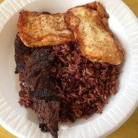 Photo taken at Fritanga Monimbo by Burger B. on 12/28/2013