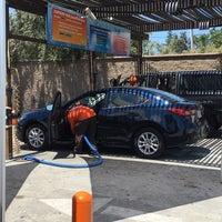 Photo taken at San Mateo Car Wash by Irish J. on 6/5/2016