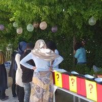 Photo taken at Pınar Koleji Çağlayan Kız Liseleri by Cansu Ö. on 5/27/2016