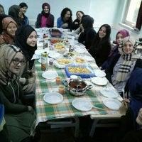 Photo taken at Pınar Koleji Çağlayan Kız Liseleri by Cansu Ö. on 5/5/2016