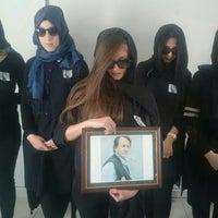Photo taken at Pınar Koleji Çağlayan Kız Liseleri by Cansu Ö. on 4/29/2016