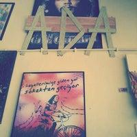 Photo taken at Ada Cafe by Umut H. on 12/18/2013
