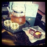 Photo taken at Milkbar Listening lounge by Misha N. on 1/11/2014