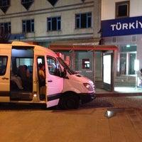 Photo taken at Rize Çayeli Minibüs Durağı by Ferat Selim Y. on 7/12/2016