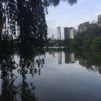 Photo taken at Sihai Park by Radek V. on 6/22/2017