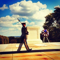 Photo taken at Changing of the Guard by Samuel W. on 9/30/2012