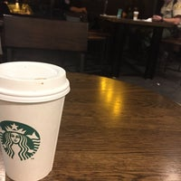 Photo taken at Starbucks by ΛΞΡΑ on 3/13/2016