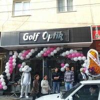 Photo taken at Golf Optik by Evren E. on 11/16/2013